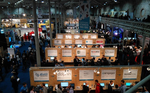 Europe's Web Summit 2013: Impressions from North African startups