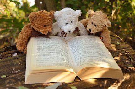 Today's toys, tomorrow's school books