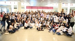 Over 400 students in Girls Got IT in Tripoli