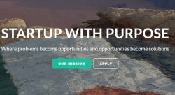 Startup with Purpose