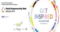 Global Entrepreneurship Week Lebanon