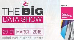 The Big Data Show 2016 in Dubai
