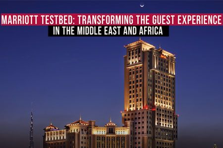 Marriott Hotels embraces innovation in the Middle East & Africa, and completes its TestBED programme [Video]