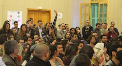 Moroccan politicians cheer for startups at Pitch Lab