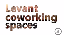 4 coworking spaces for startups in the Levant