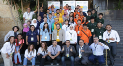 الفريق اللبناني الرابح يشارك دروساً من مسابقة انتل وانجاز العرب