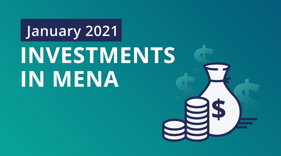 Mena startups raised $43 million in January 2021