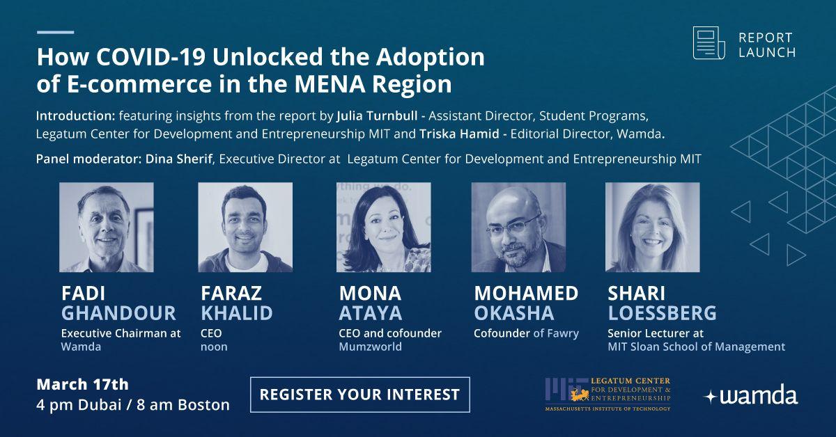 How Covid-19 unlocked the adoption of e-commerce in the Mena region