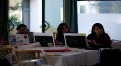 ورش عمل مشتركة لتنمية ريادة الأعمال في تونس