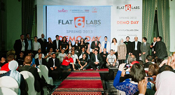 Watch the livestream of Flat6Labs' 6th Demo Day