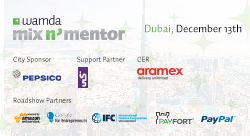 Wamda announces the last 2014 Mix N' Mentor: Dubai