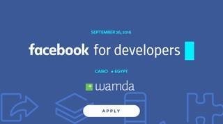Facebook for Developers Partner Workshop - Cairo