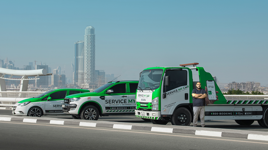 Service My Car raises $10 million Seed round for expansion