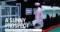 شركة Hind High Vacuum الهندية تعتمد الطاقة الشمسية  [دراسة حالة]