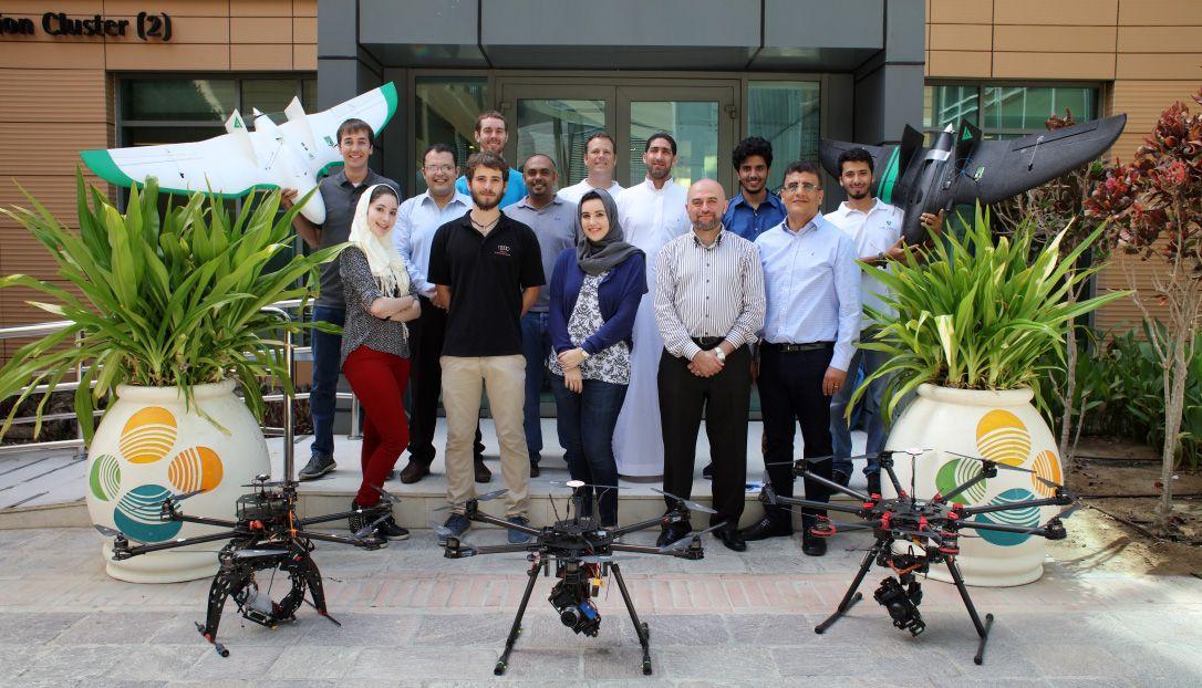 Wa'ed invests $500,000 in Saudi drone operator FalconViz