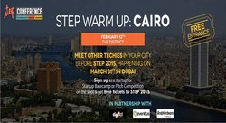 جولة تحضيرية ضمن مؤتمر ستيب في القاهرة