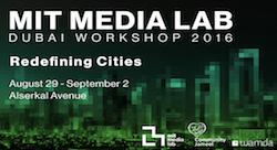'مجتمع جميل' و'ومضة' ينظمان ورشة عمل 'مختبر الميديا' في 'معهد ماساشوستس للتكنولوجيا' حول إعادة تعريف المدن #MLDubai