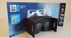 A Saudi startup invents VR glasses that could change books for ever