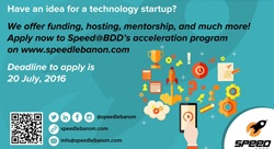 Applications now open for Speed@BDD's third acceleration program