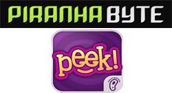 """أطلق استوديو """"بيرانا بايت"""" لتطوير ألعاب المحمول لعبته الأولى من دبي: Peek!"""
