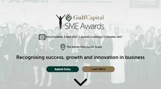 Gulf Capital SME Awards 2017