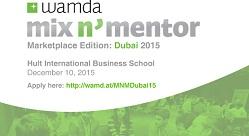 Mix N' Mentor Dubai 2015