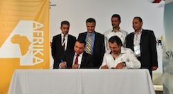 Tunisian startup begins manufacturing innovative wind turbine; announces Microsoft partnership