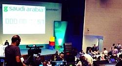 تعلم التسويق عبر الانترنت خلال حدث جوجل في السعودية