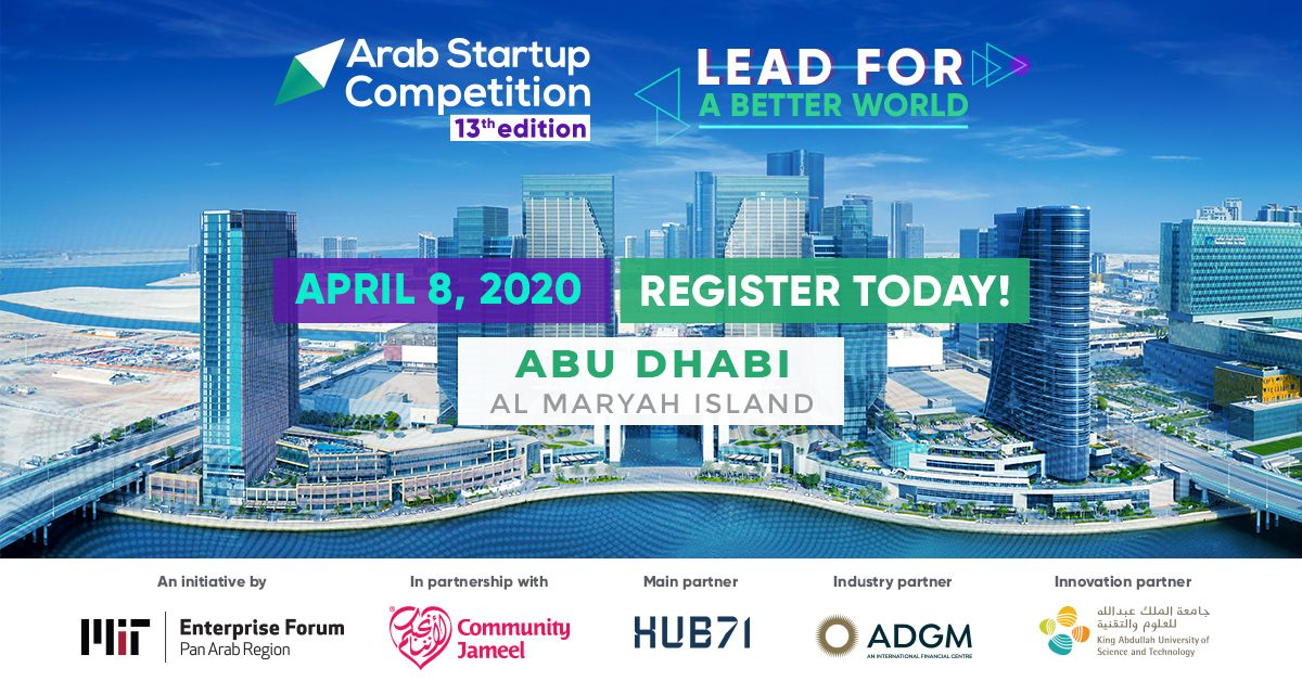 Arab Startup Competition 2020