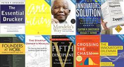 لائحة كتب الأعياد: 20 مرجعًا هامًّا لرواد الأعمال