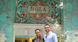 Finding a Recipe for Success During a Revolution: Egypt's NOLA Cupcakes