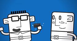 The Mini Entrepreneur becomes a WamdaCard member