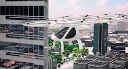 RTA inks agreement with Volocopter for flying taxi