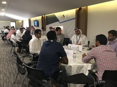 Saudi needs to show more support for early stage startups #MixNMentor