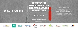 """The Impact,"" 5-day entrepreneurial boot camp"