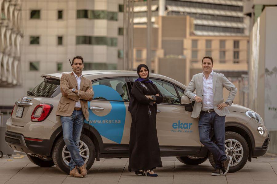 ekar expands to Riyadh after closing $17.5m Series B