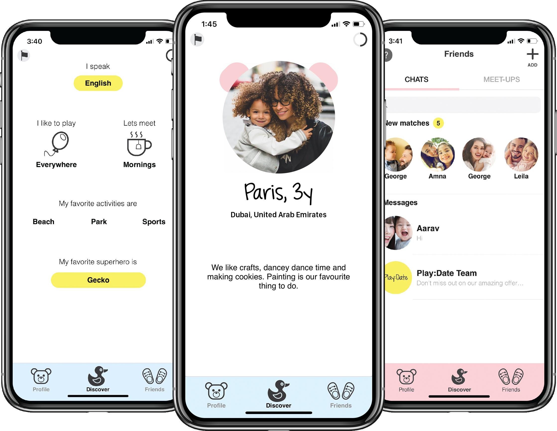تطبيق Play:Date الإماراتي يحصل على استثمار من مودوس كابيتال