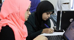 The freelancer life: tips from Gaza's successes