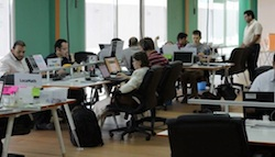 مساحة عمل جديدة تقدّم الإرشاد لروّاد الأعمال مقابل المال
