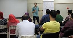 الدفعة الأولى من 'حاضنة جسر' المصرية: طاقة وتكنولوجيا ورعاية صحية