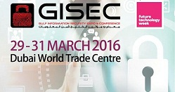 Gulf Information Security Expo and Conference (GISEC) 2016