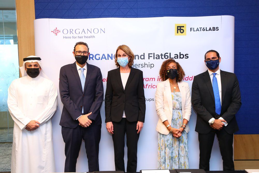 Organon و Flat6Labs تطلقان مسرعاً لدعم التكنولوجيا الصحية النسائية في الشرق الأوسط وشمال إفريقيا