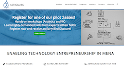 Astrolabs launches pilot course for its Academy