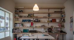 من الهندسة إلى جمع المبدعين في مساحة عمل مشتركة في عمّان