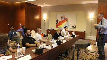 Finalists announced for Marriott Hotels' TestBED programme in Middle East & Africa