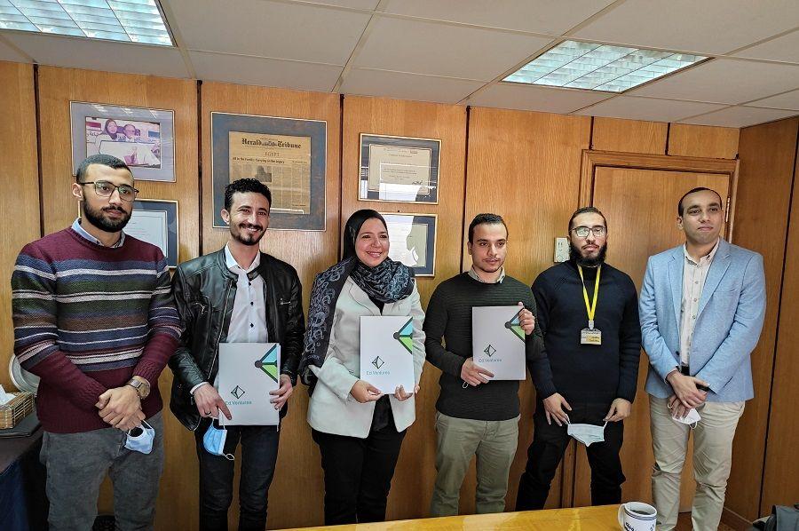 Akhdar raises six-figure seed funding