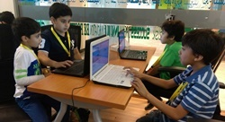 دورات صيفية في جدة لتعليم الأطفال البرمجة  وهندسة الإلكترونيات