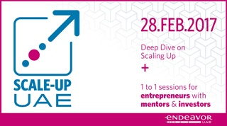 Endeavor Scale-Up UAE 2017
