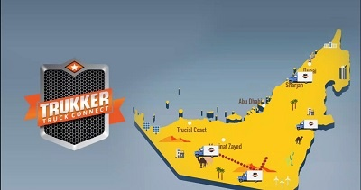 UAE's Trukker announces 1,000 percent growth in 7 months
