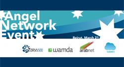Oasis500, Wamda, and ArabNet Angel Investor Event